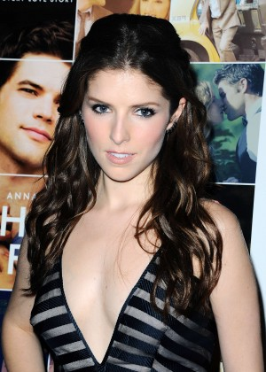 "Anna Kendrick - ""The Last Five Years"" Premiere in Hollywood"