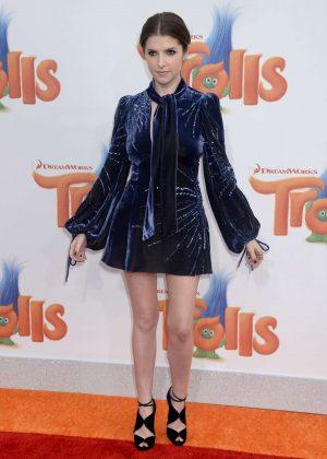 Anna Kendrick - 'Trolls' Premiere in Los Angeles