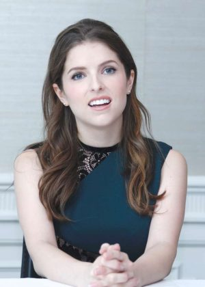 Anna Kendrick - 'Trolls' Press Conference in West Hollywood