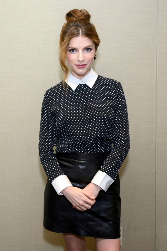 Anna Kendrick - 'Trolls World Tour' Press Conference in Glendale