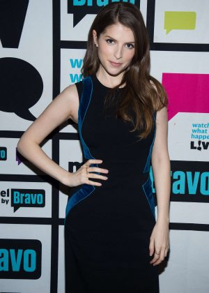 Anna Kendrick - 'Watch What Happens Live' in New York City
