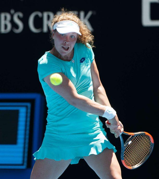 Anna-Lena Friedsam - 2018 Australian Open Grand Slam in Melbourne