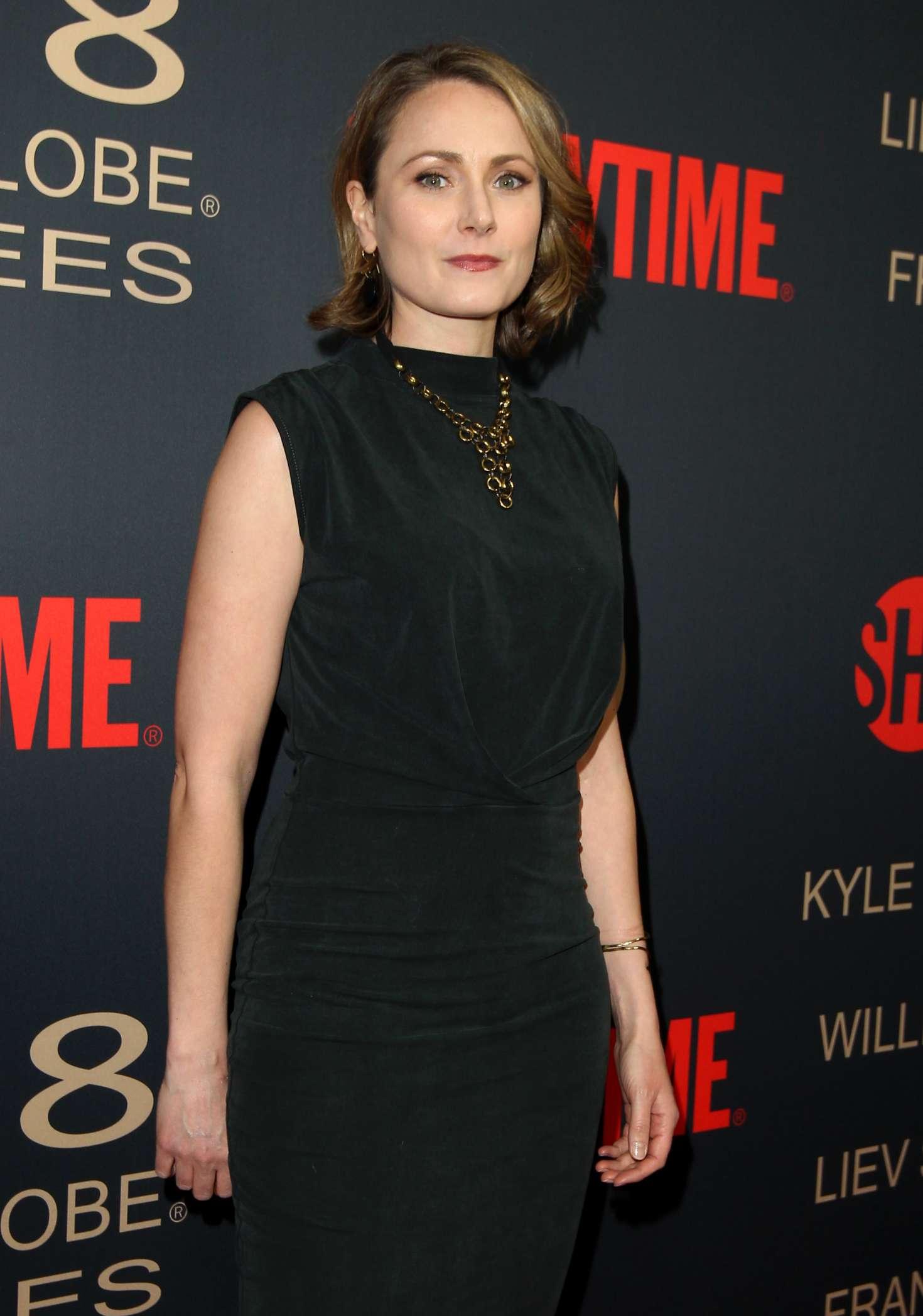 Anna Madeley 2018 : Anna Madeley: 2018 Showtime Golden Globe Nominees Celebration -08