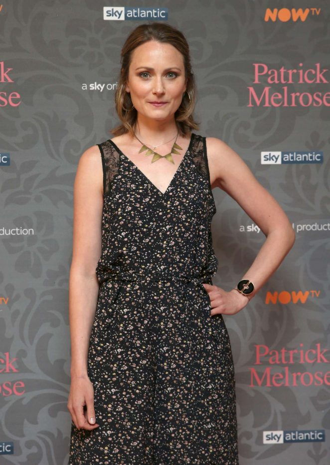 Anna Madeley - 'Patrick Melrose' on Sky Atlantic Launch Event in London