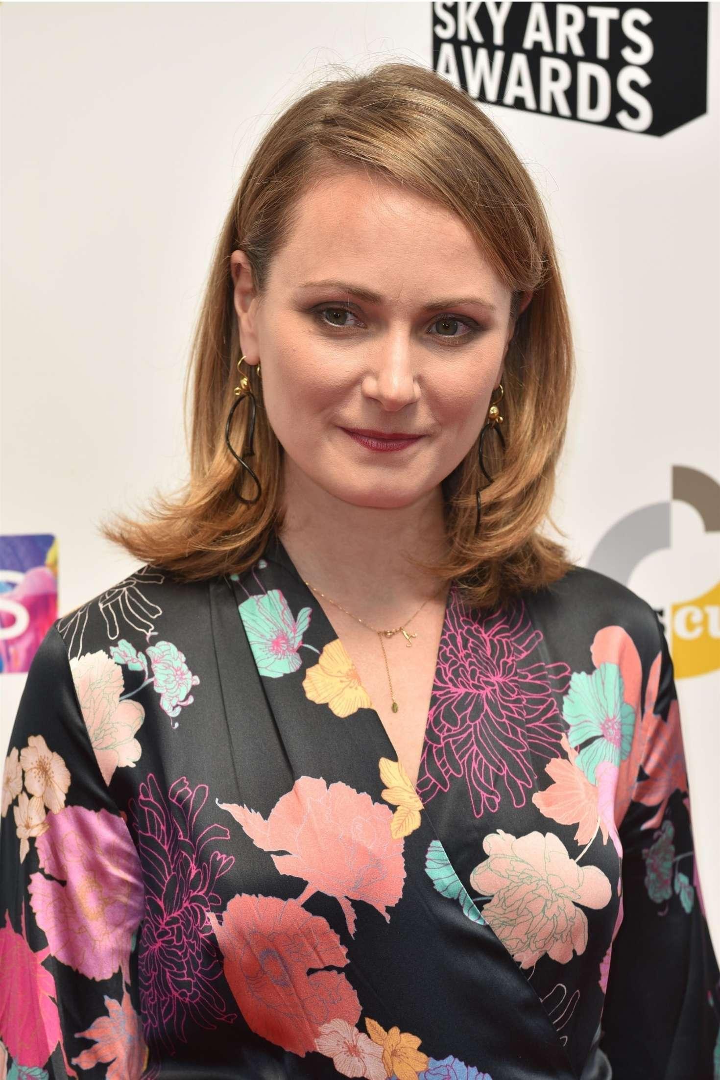 Anna Madeley - Southbank Sky Arts Awards 2018 in London