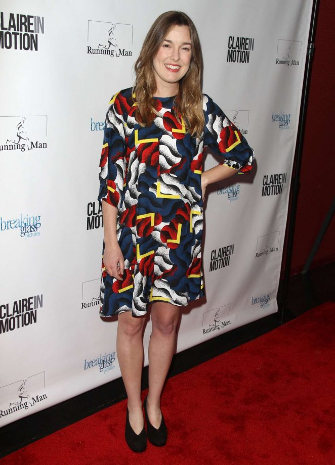 Anna Margaret Hollyman - 'Claire In Motion' Premiere in Los Angeles