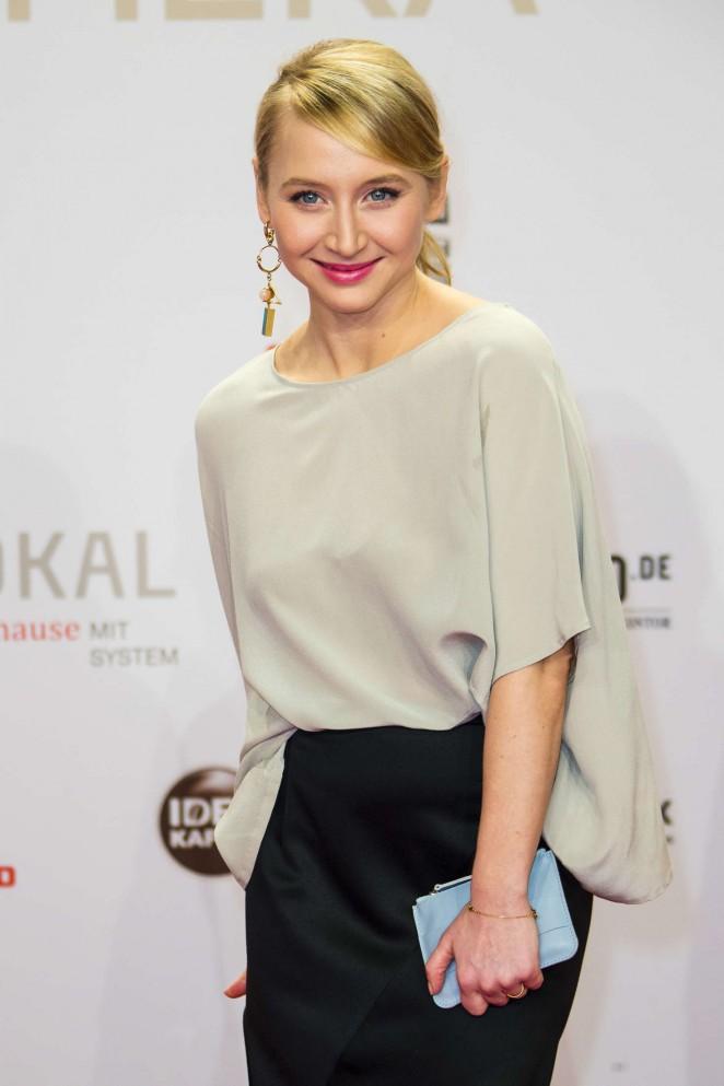 Anna Maria Muhe - 51st Annual Goldene Kamera Award in Hamburg