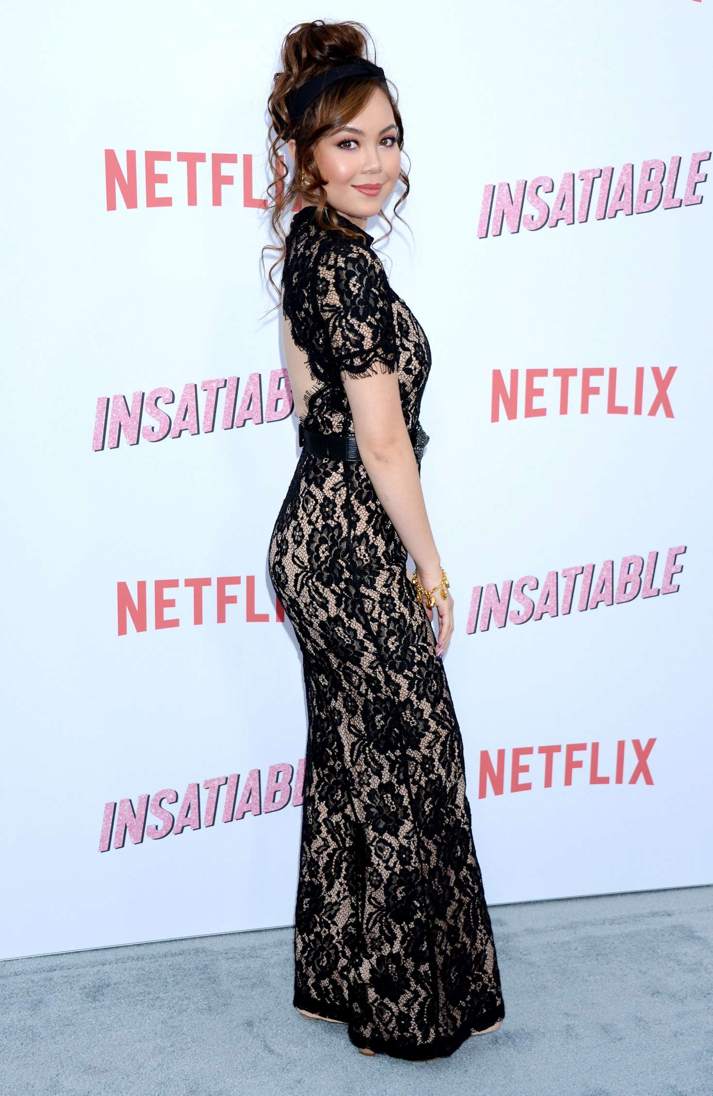Anna Maria Perez De Tagle 2018 : Anna Maria Perez de Tagle: Insatiable Premiere in Los Angeles -07