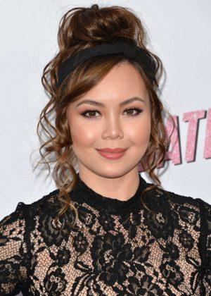 Anna Maria Perez de Tagle - 'Insatiable' Premiere in Los Angeles