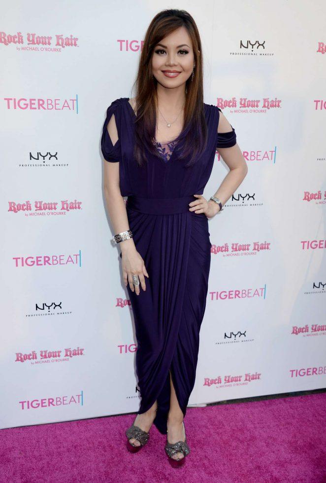 Anna Maria Perez De Tagle 2016 : Anna Maria Perez De Tagle: TigerBeats Official Teen Choice Awards Pre-Party -02