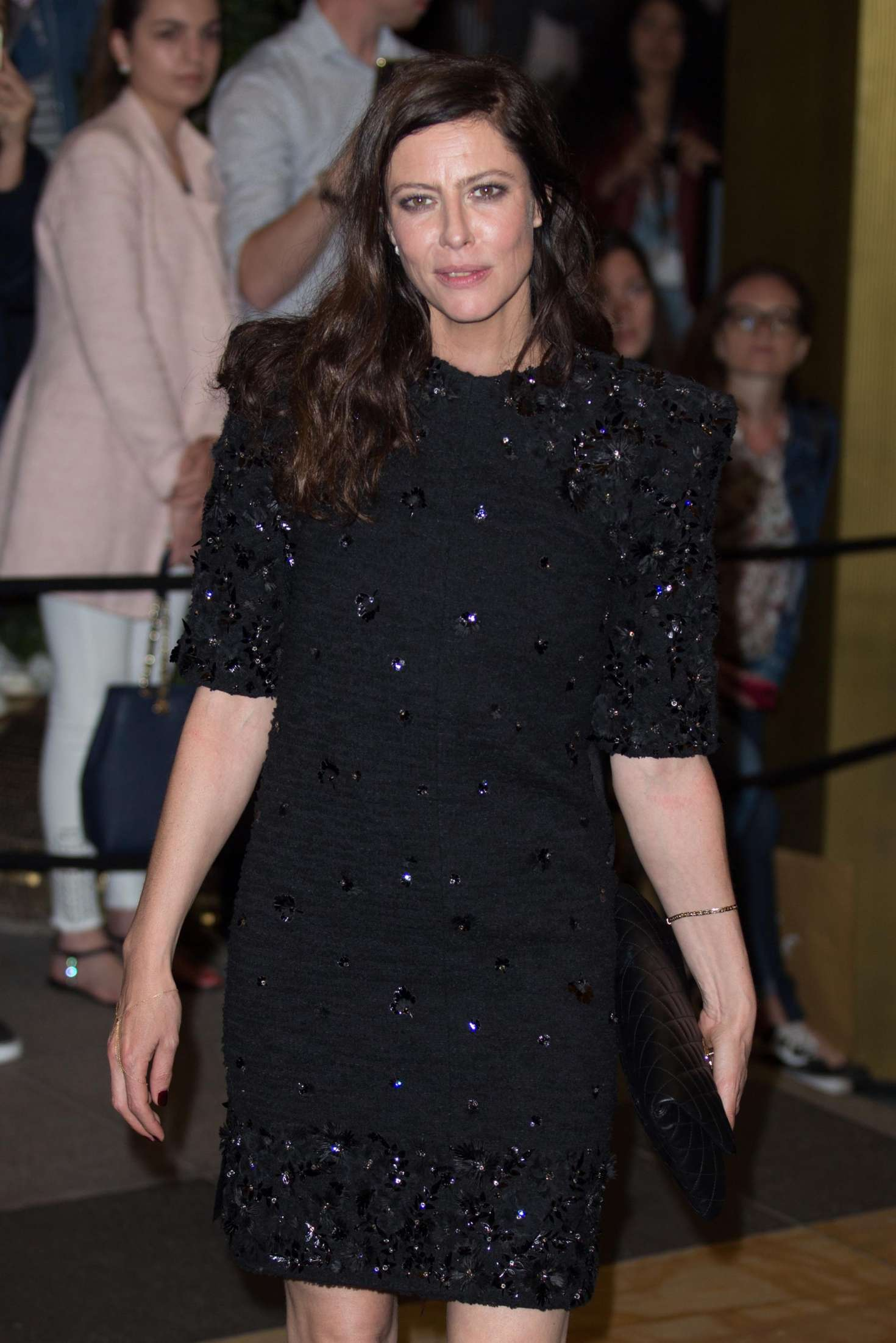 Anna Mouglalis - Arrives at the Vanity Fair Party in Cannes