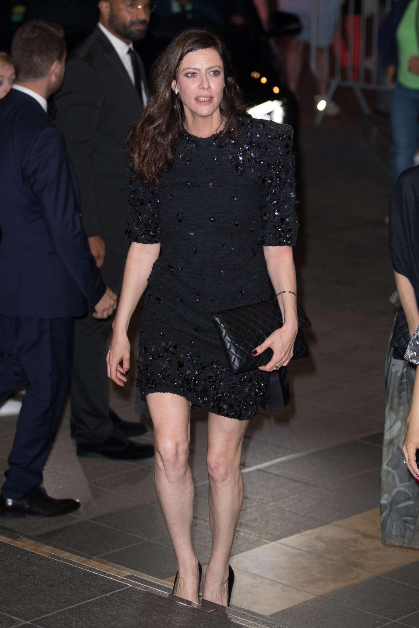 Anna Mouglalis 2018 : Anna Mouglalis: Arrives at the Vanity Fair Party -06