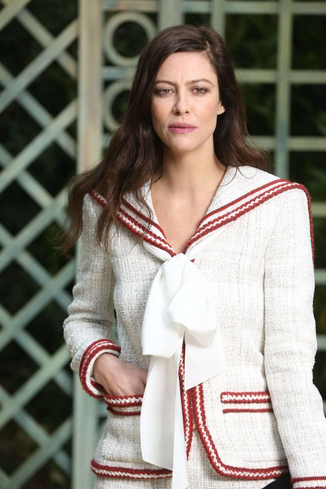 Anna Mouglalis - Chanel Haute Couture SS 2018 Show in Paris