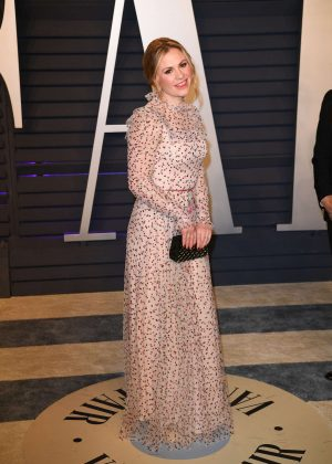 Anna Paquin - 2019 Vanity Fair Oscar Party in Beverly Hills