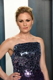 Anna Paquin - 2020 Vanity Fair Oscar Party in Beverly Hills