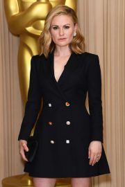 Anna Paquin - AMPAS New Members Event in London