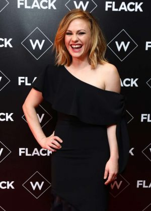 Anna Paquin - 'Flack' Premiere in London