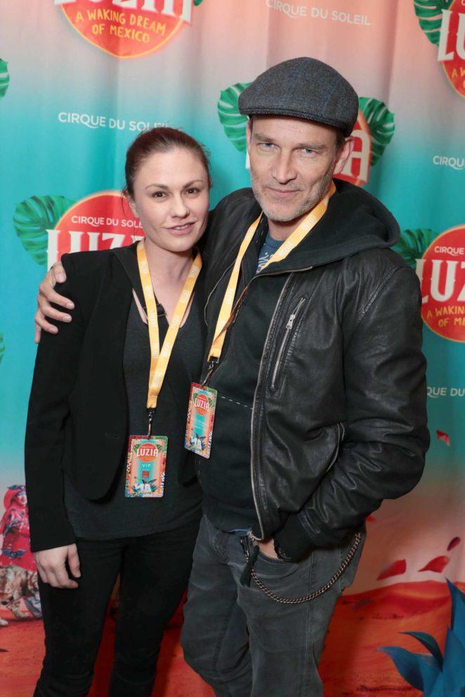 Anna Paquin - 'Luzia' Premiere in Los Angeles