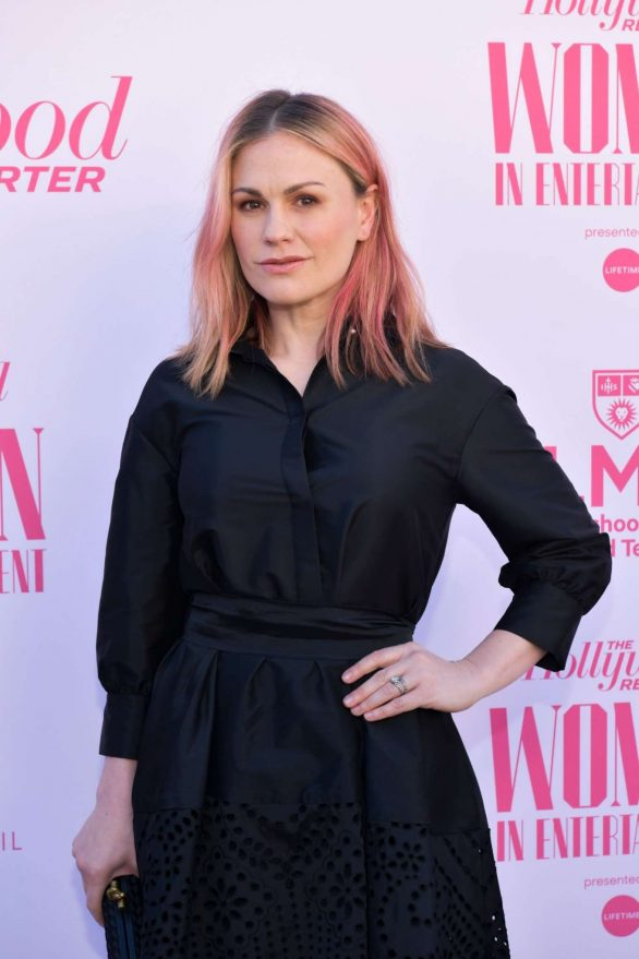 Anna Paquin - The Hollywood Reporter's Power 100 Women in Entertainment in Hollywood