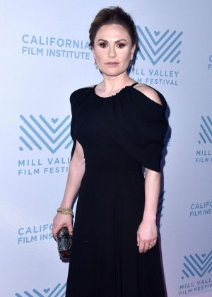 Anna Paquin - 'The Parting Glass' Screening at 2018 Mill Valley Film Festival