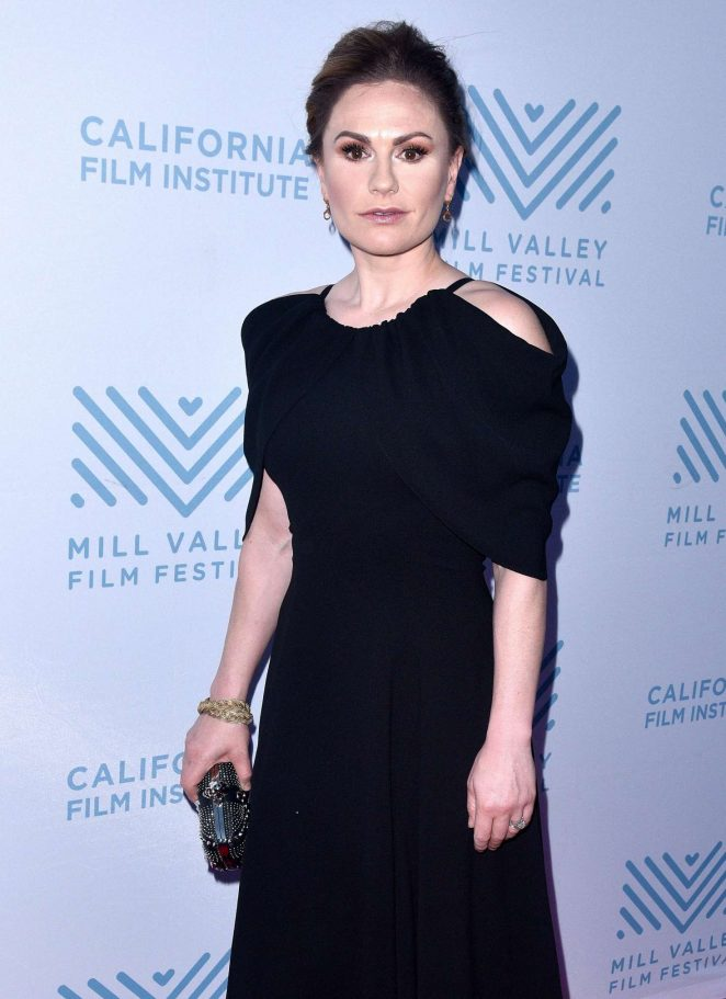Anna Paquin – 'The Parting Glass' Screening at 2018 Mill Valley Film Festival
