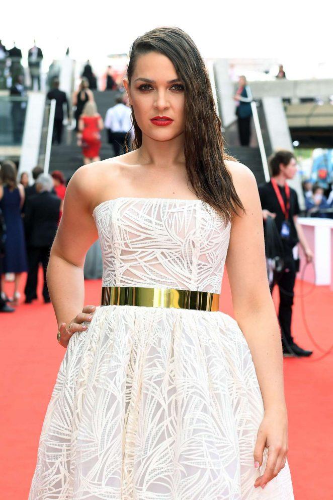 Anna Passey - 2018 British Academy Television Awards