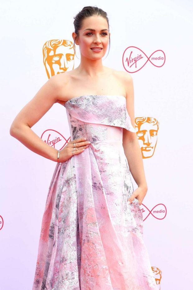 Anna Passey - British Academy Television Awards 2019 in London
