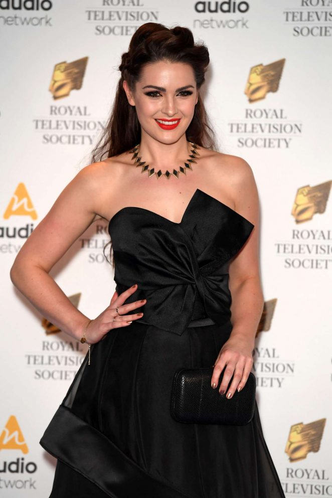 Anna Passey - RTS Programme Awards 2017 in London