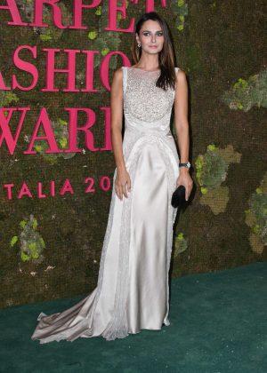Anna Safroncik - Green Carpet Fashion Awards 2018 in Milan