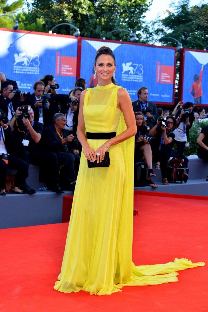 Anna Safroncik - 'La La Land' Premiere at 73rd Venice Film Festival in Italy