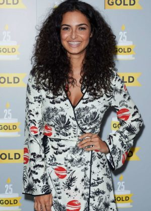 Anna Shaffer - UKTV's Comedy Channel Hold 25th Anniversary Party in London