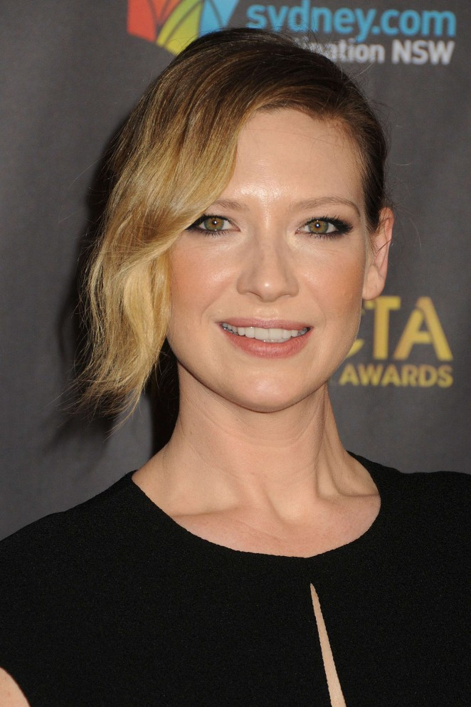 Anna Torv - 2016 AACTA International Awards in Hollywood