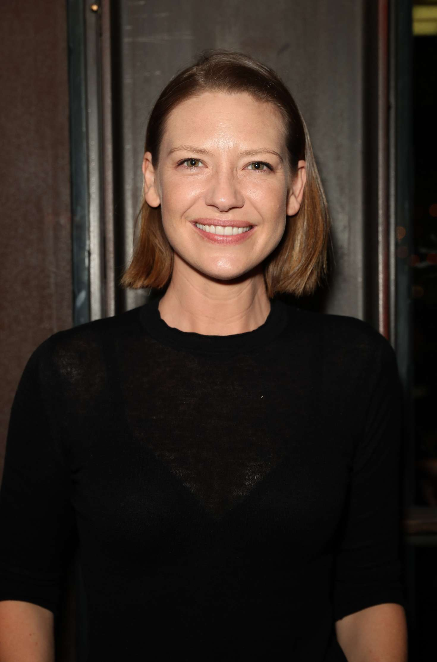 Anna Torv - 'Shelter For All' Campaign Event in Los Angeles