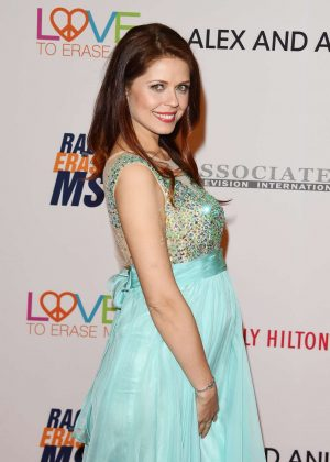 Anna Trebunskaya - 24th Annual Race To Erase MS Gala in Los Angeles