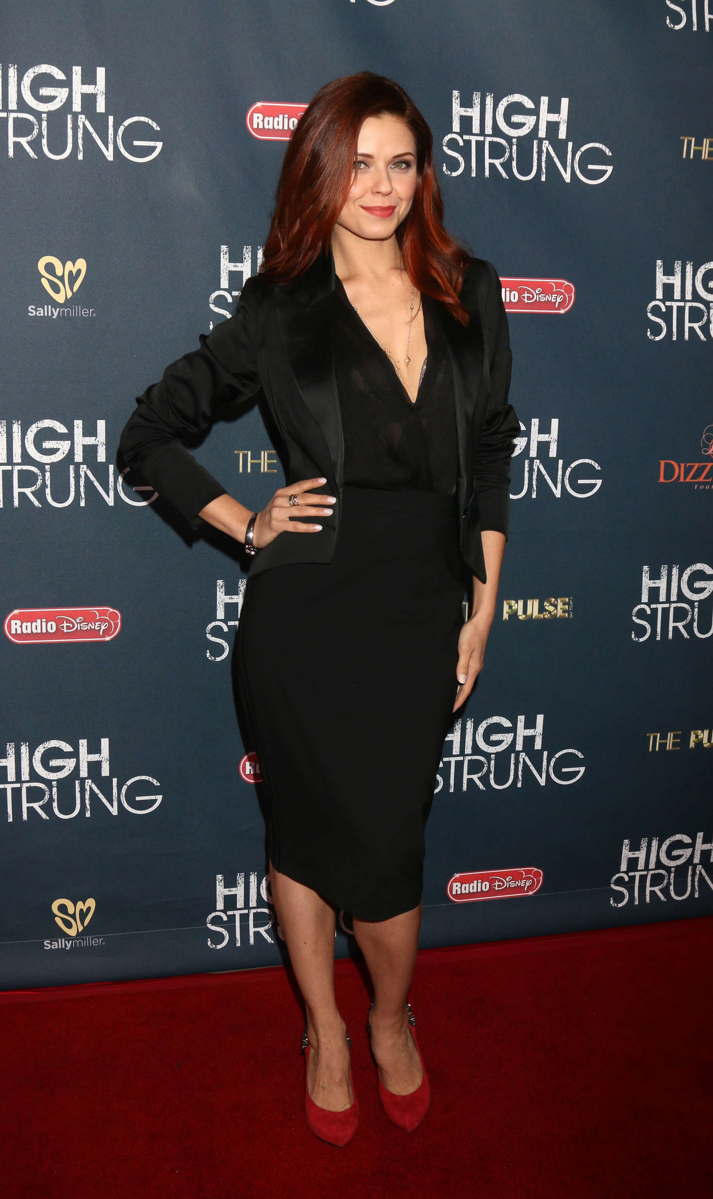 Anna Trebunskaya - 'High Strung' Premiere in Los Angeles