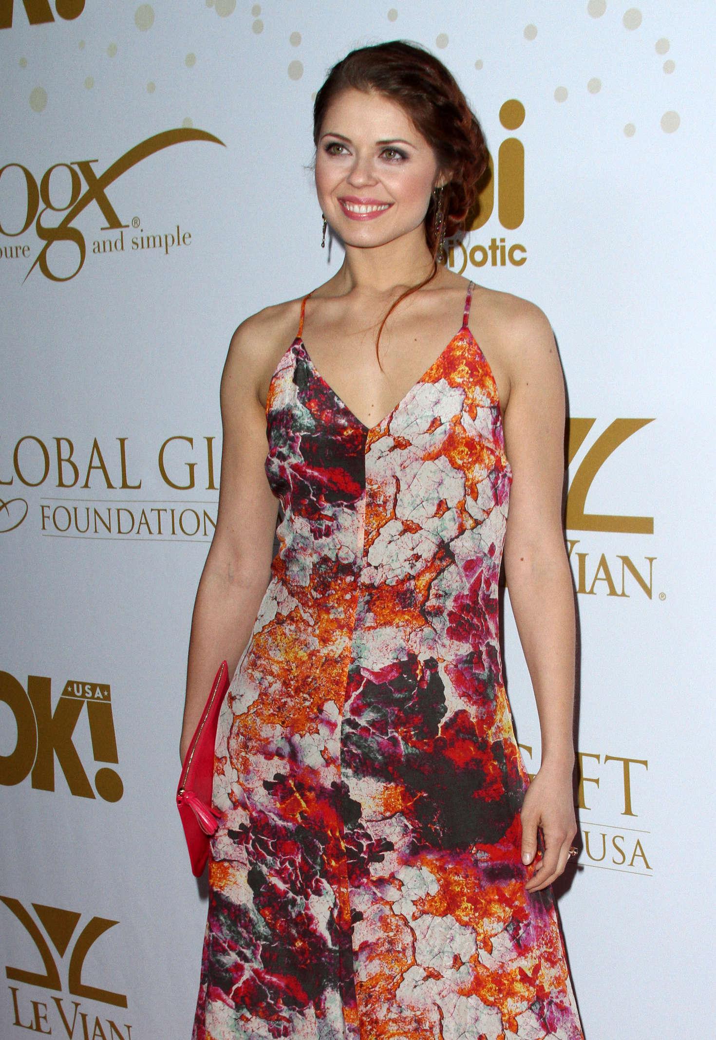 Anna Trebunskaya - OK! Magazine's Pre-Oscar Party 2016 in Los Angeles