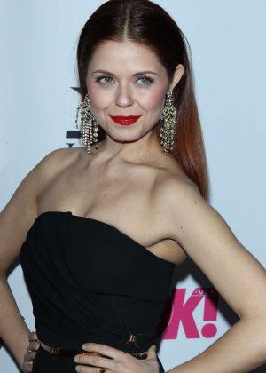 Anna Trebunskaya - OK! Magazine's Pre-Oscar Party in Los Angeles