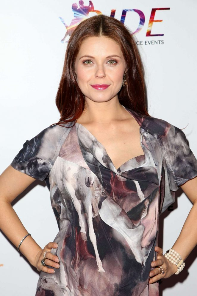 Anna Trebunskaya - Ride Foundation Inaugural Gala 'Dance For Africa' in LA