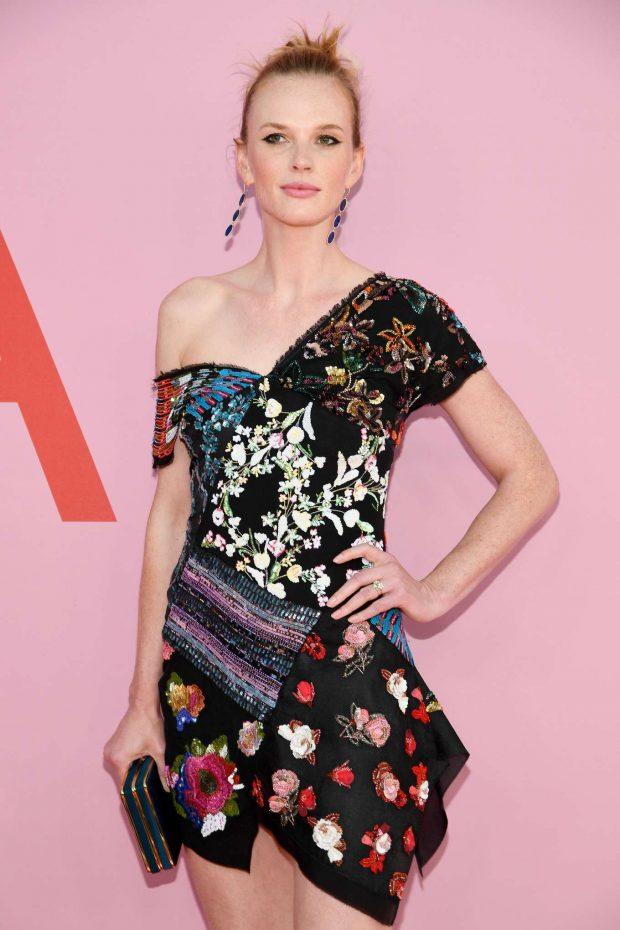 Anna Vyalitsyna - 2019 CFDA Fashion Awards in NYC