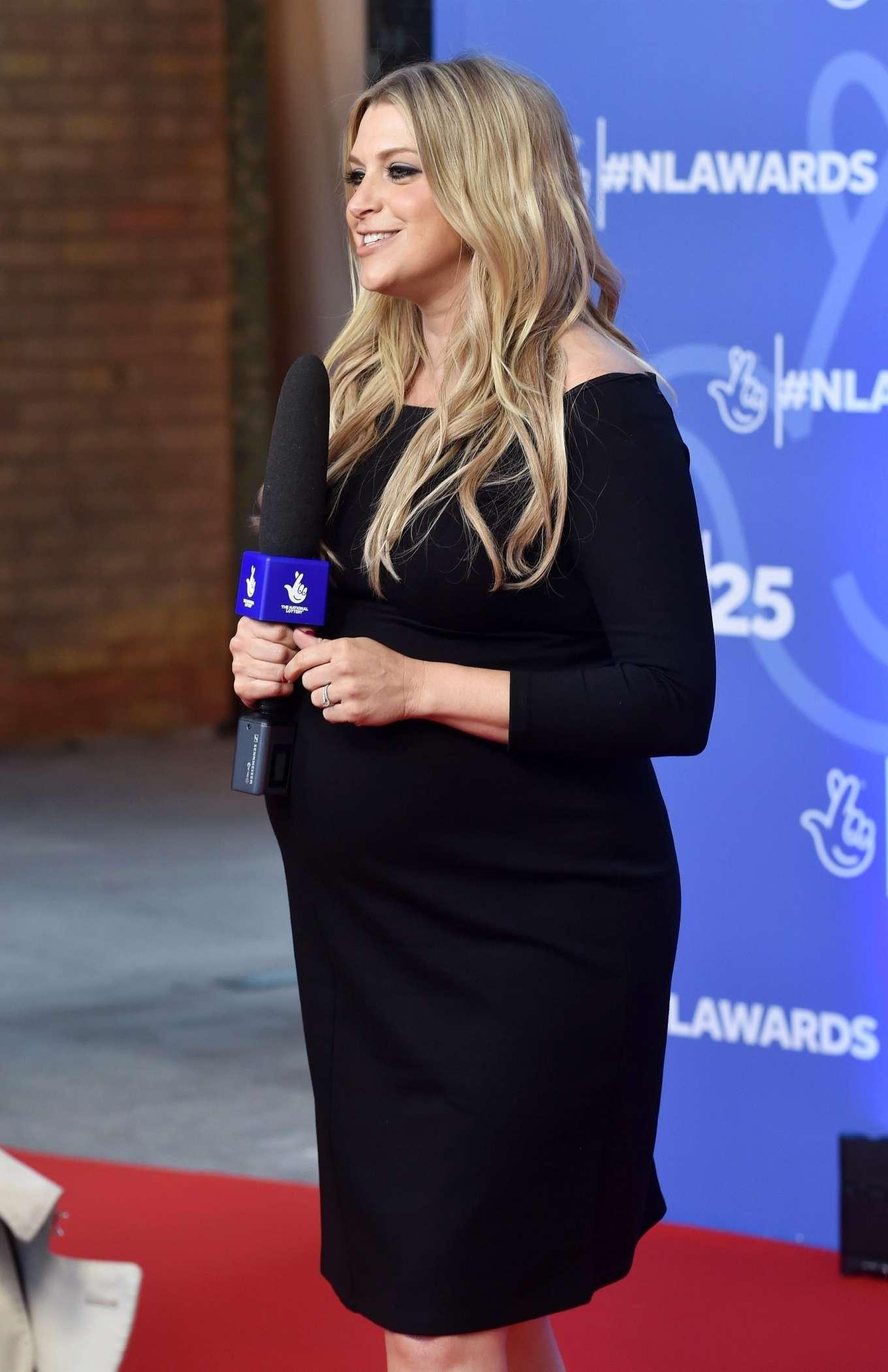 Anna Williamson 2019 : Anna Williamson – 2019 National Lottery Awards-06