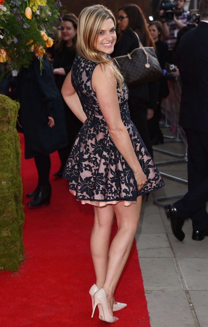 "Anna Williamson - ""A Little Chaos"" Premiere in London"