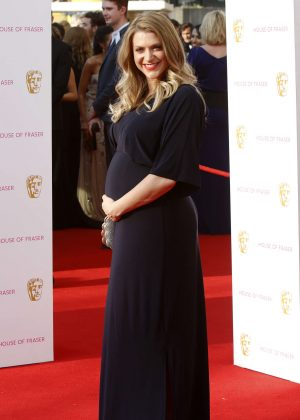 Anna Williamson - BAFTA TV Awards 2016 in London