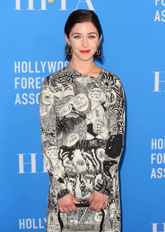 Annabelle Attanasio - 2019 HFPA's Annual Grants Banquet in Beverly Hills