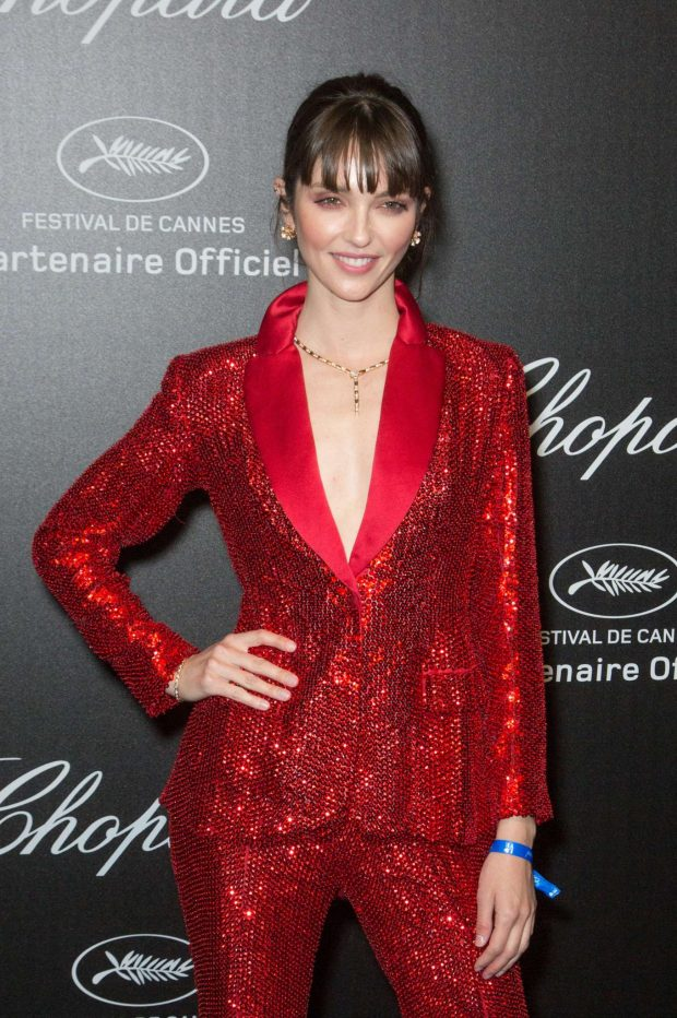 Annabelle Belmondo - Chopard Party at 2019 Cannes Film Festival