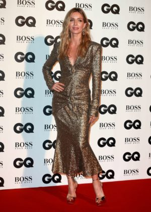 Annabelle Wallis - 2017 GQ Men of the Year awards in London