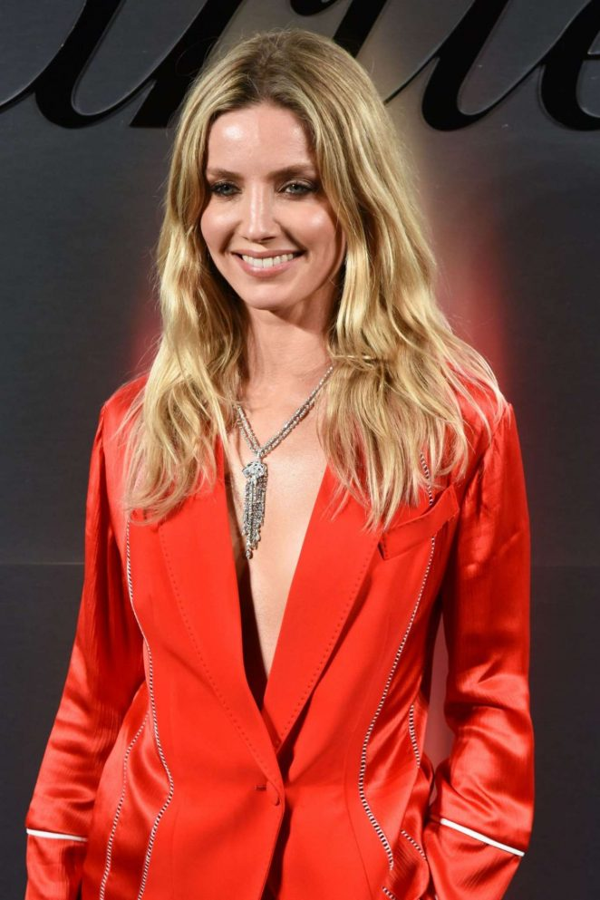Annabelle Wallis - Cartier's Bold and Fearless Celebration in San Francisco