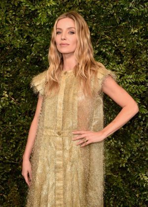Annabelle Wallis - Charles Finch and CHANEL Pre-Oscar Awards Dinner in LA