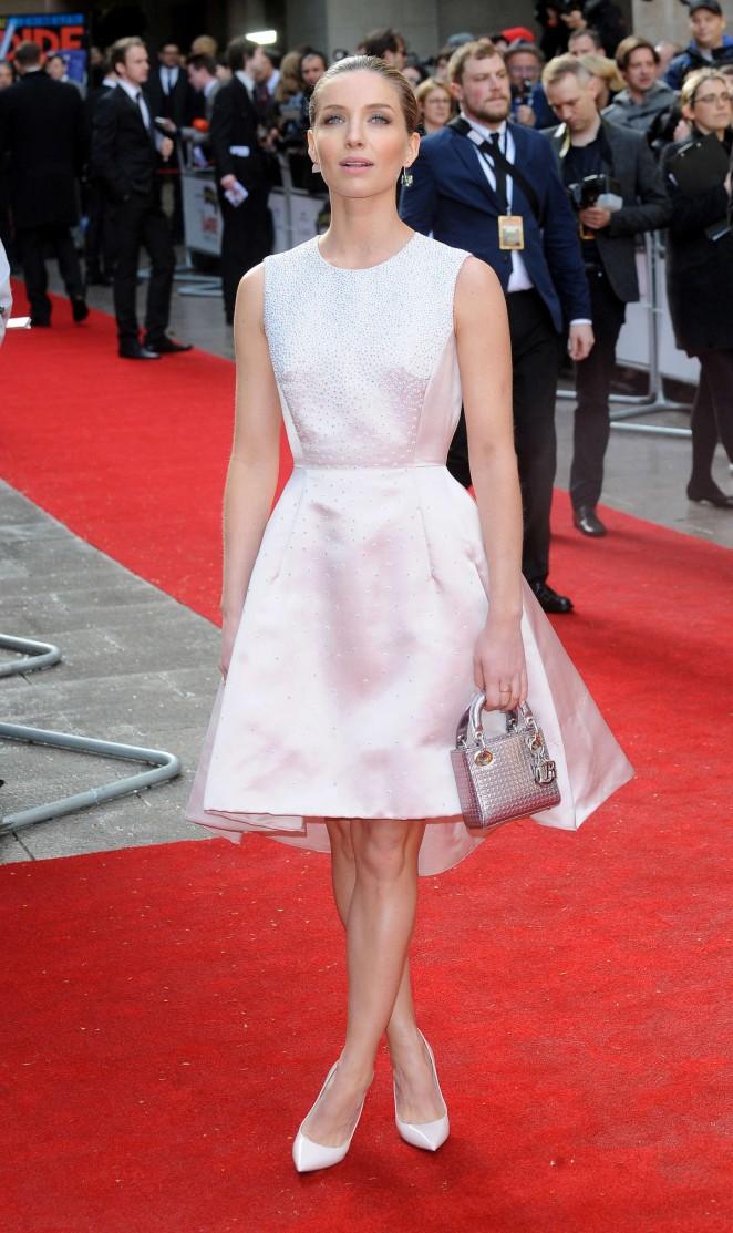 Annabelle Wallis - Jameson Empire Awards 2015 in London