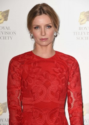 Annabelle Wallis - Royal Television Society Programme Awards 2015 in London
