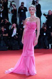 "Annabelle Wallis - ""Seberg"" Screening at the 76th Venice Film Festival in Venice, Italy"